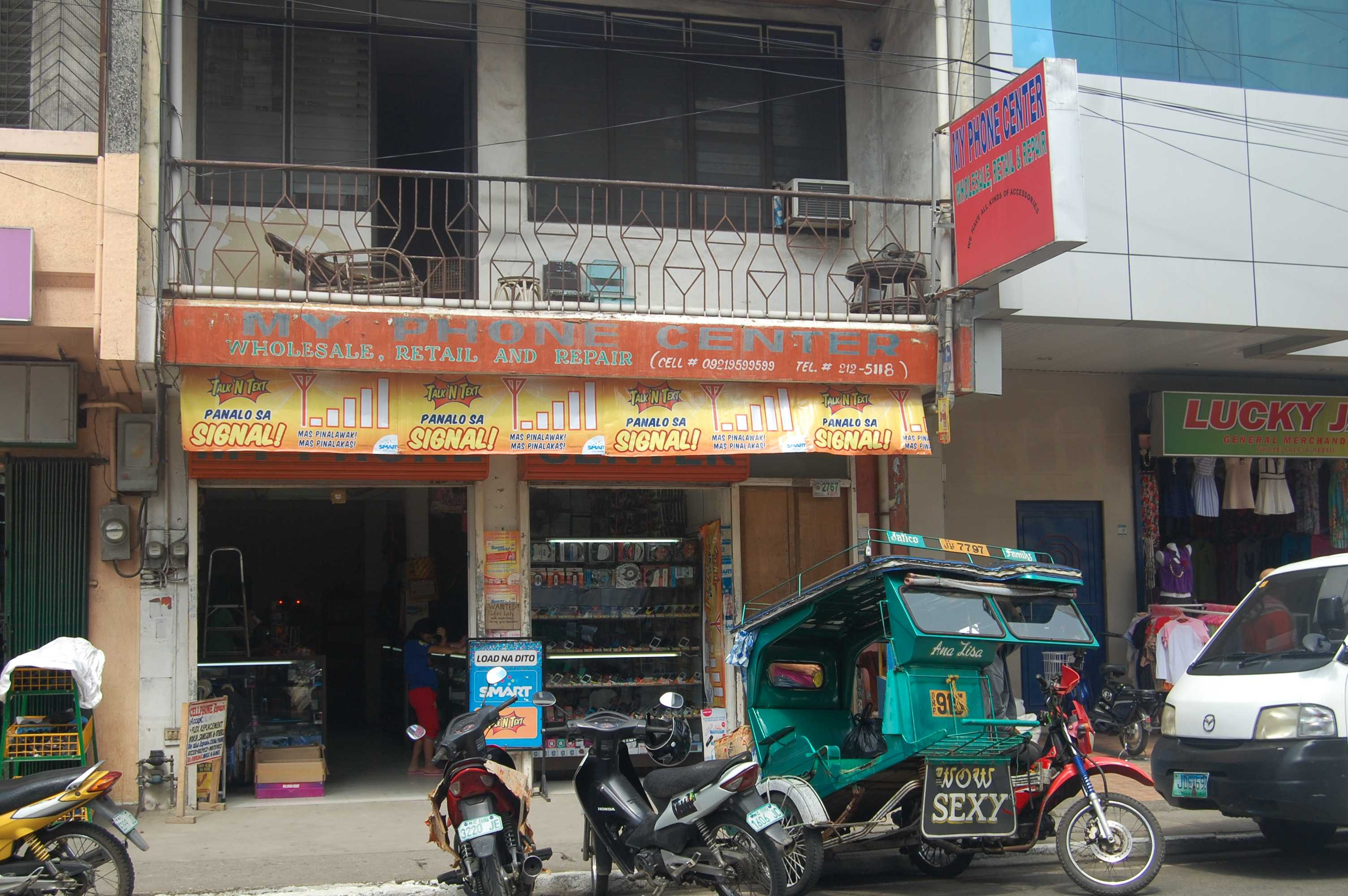 My Phone Center – Dipolog Branch