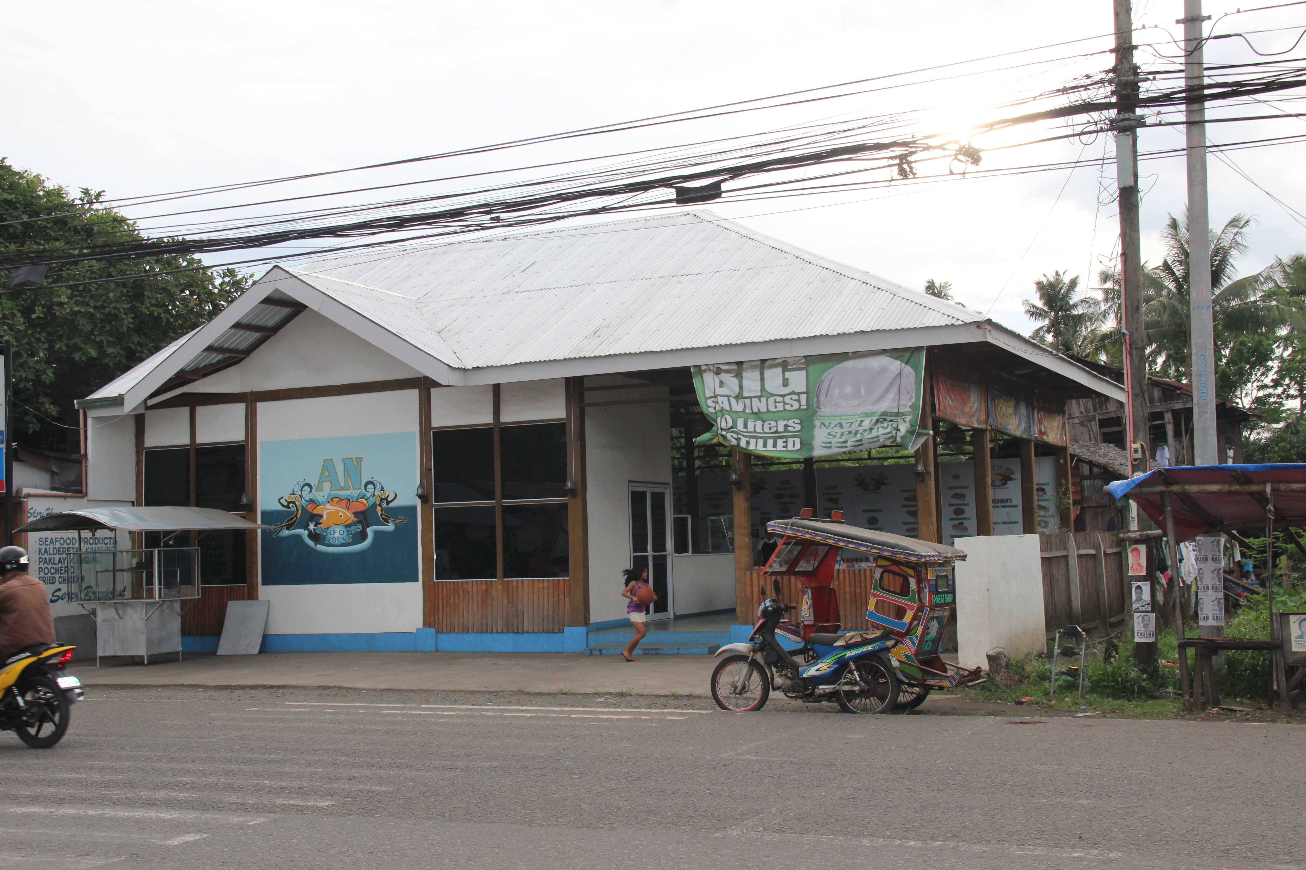 An Seafoods House
